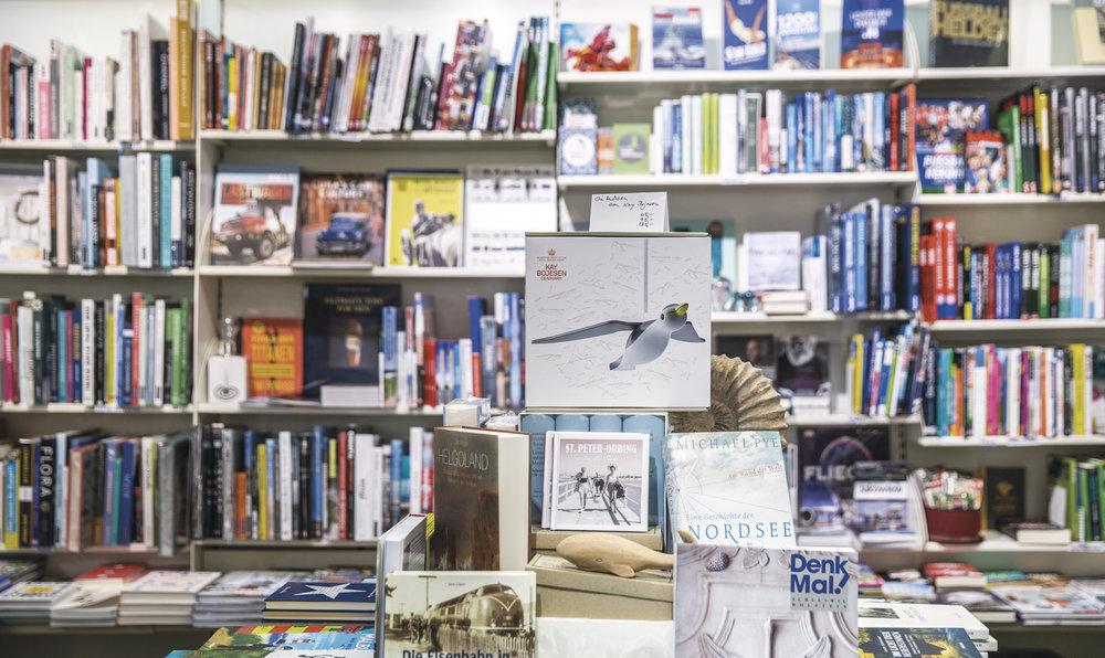 Scheller Boyens Buchhandlung in Heide