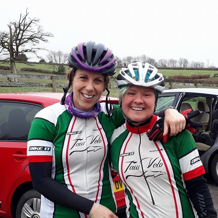 Women's Cycling - Whether a seasoned rider or new to cycling, Taw Velo has something for you. We have structured women only rides and and dedicated coaching sessions, readying you for the open road or your next event