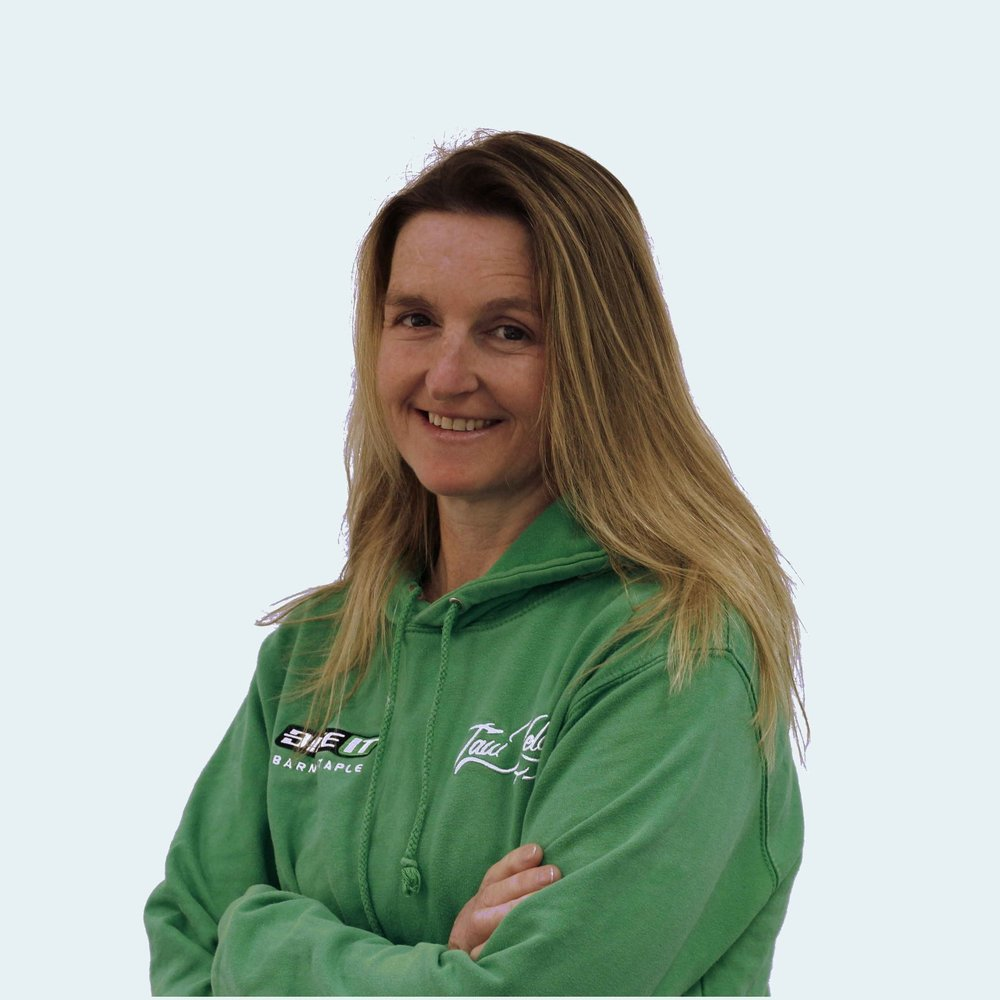 Acting Vice Chair, Female Rider Representative - Since 2018