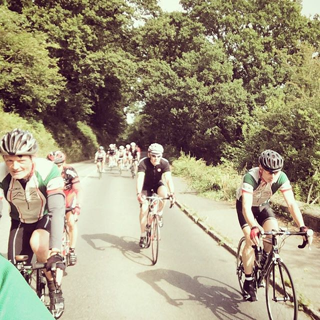 Club ride #tawvelo #cycling #roadcycling #barnstaple #fromwhereiride #outsideisfree #cyclinglife #bikelife #cyclingphotos #instacycling #bikestagram