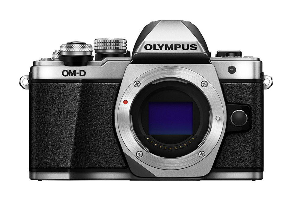 Olympus EM10 Mark II - Super high quality camera that's come down a lot in price. Pair this with a cheaper lens and it'd be a great combo under budget