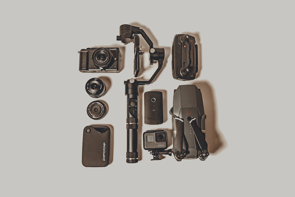 Story beats Equipment - Don't let the gear-hunt stop you from creating!