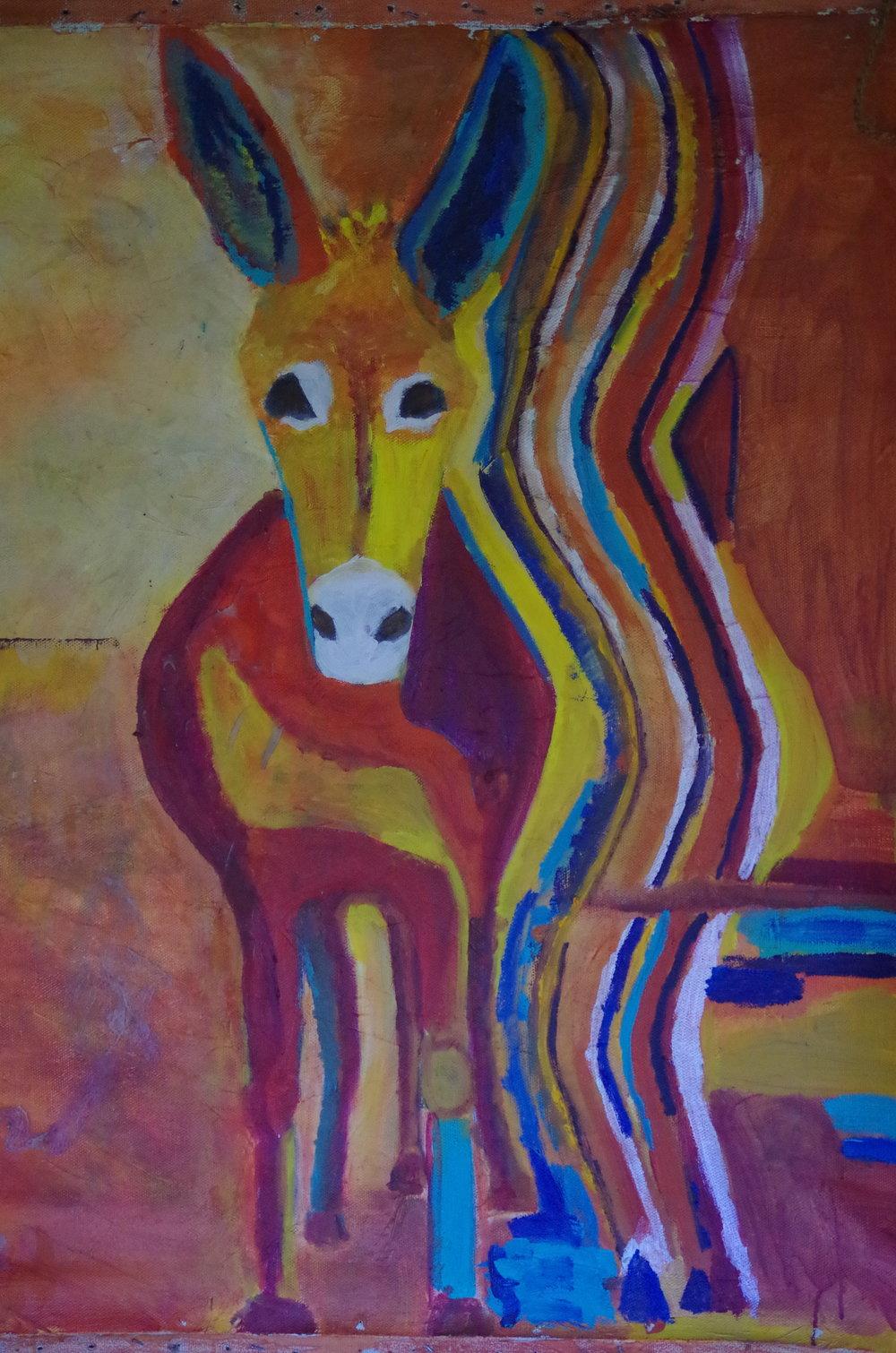 Burn-out Donkeymotion