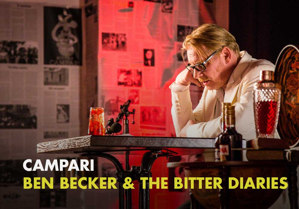 Campari - Ben Becker & The Bitter Diaries