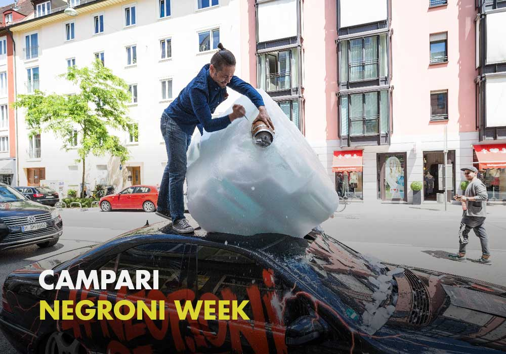 Campari - Negroni Week