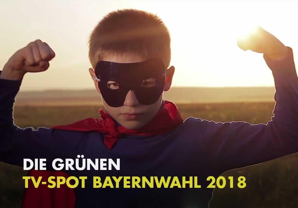 Die Grünen - TV-Spot Landtagswahl 2018