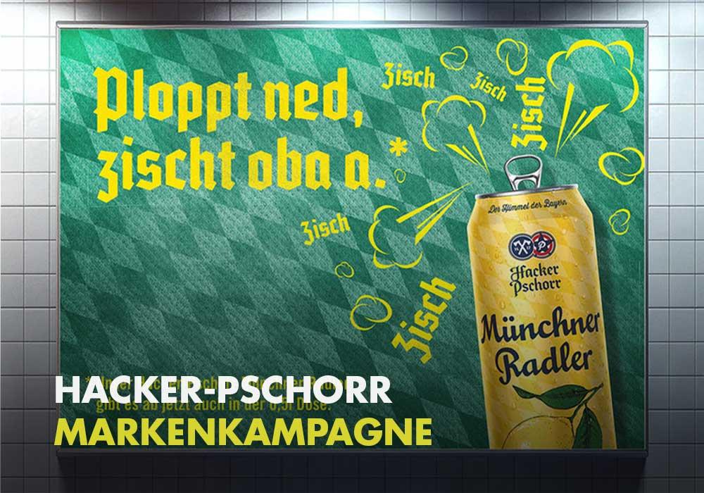 Hacker-Pschorr - Markenkampagne