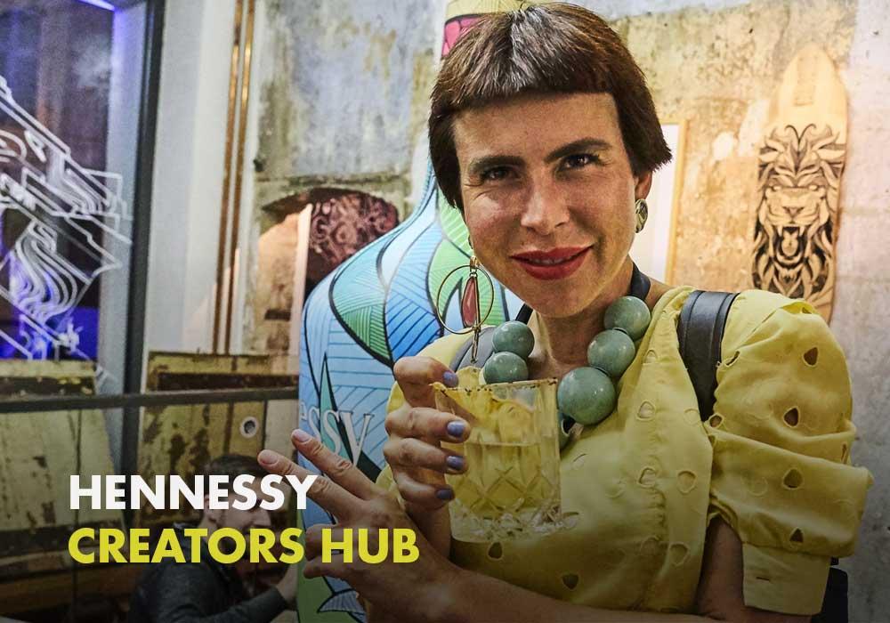 Hennessy - Creators Hub