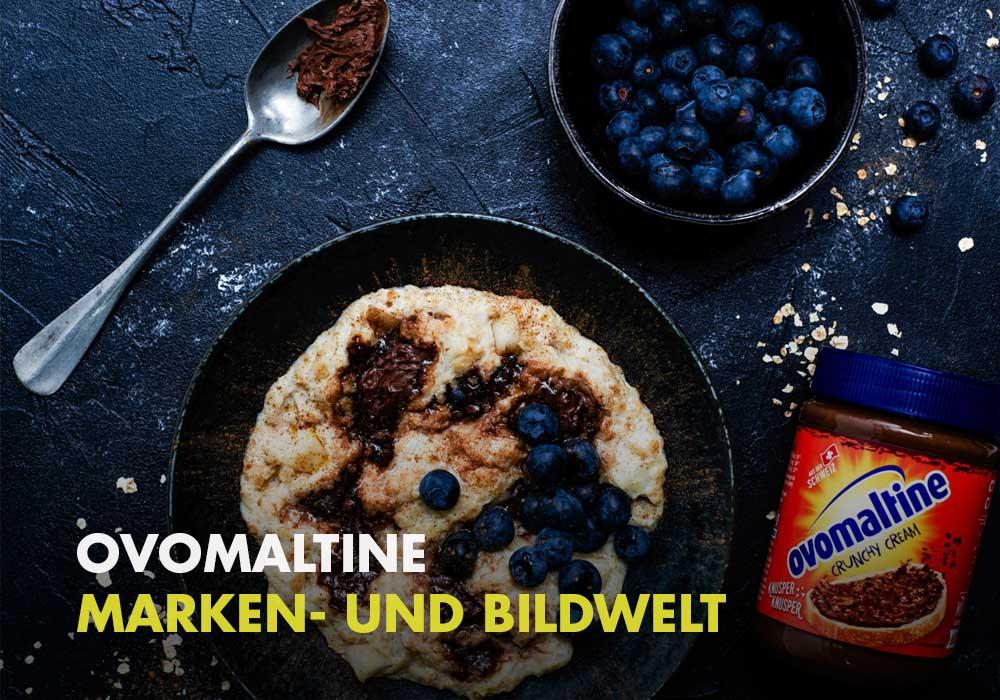Ovomaltine - Marken und Bildwelt