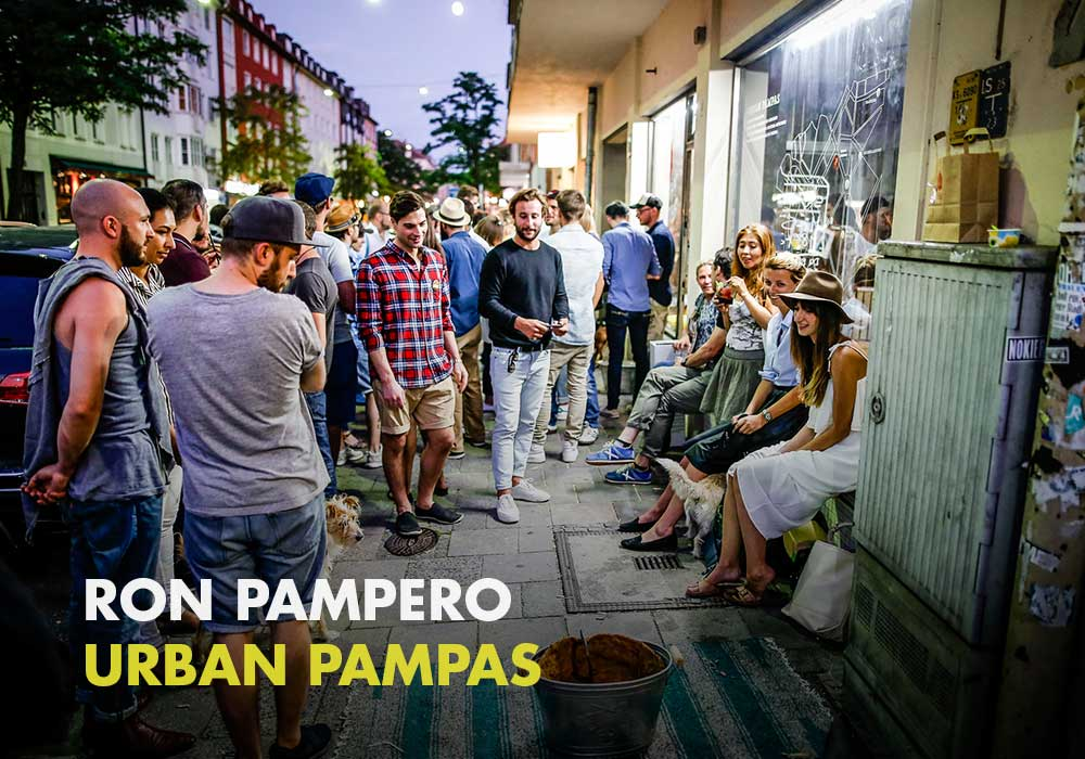 Ron Pampero - Urban Pampas