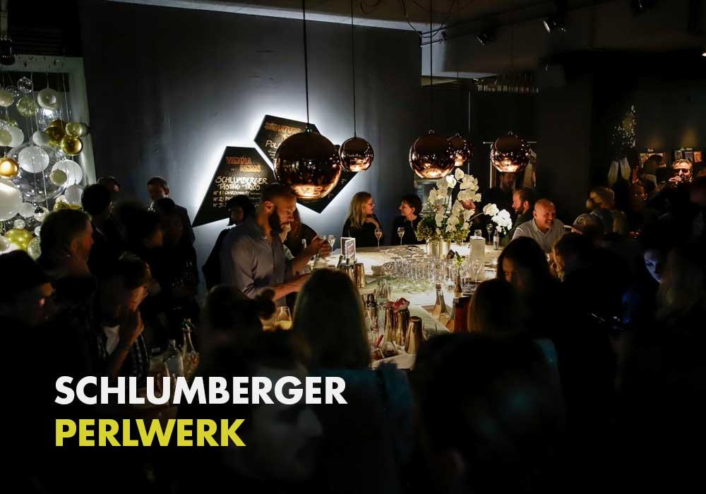 Schlumberger - Perlwerk