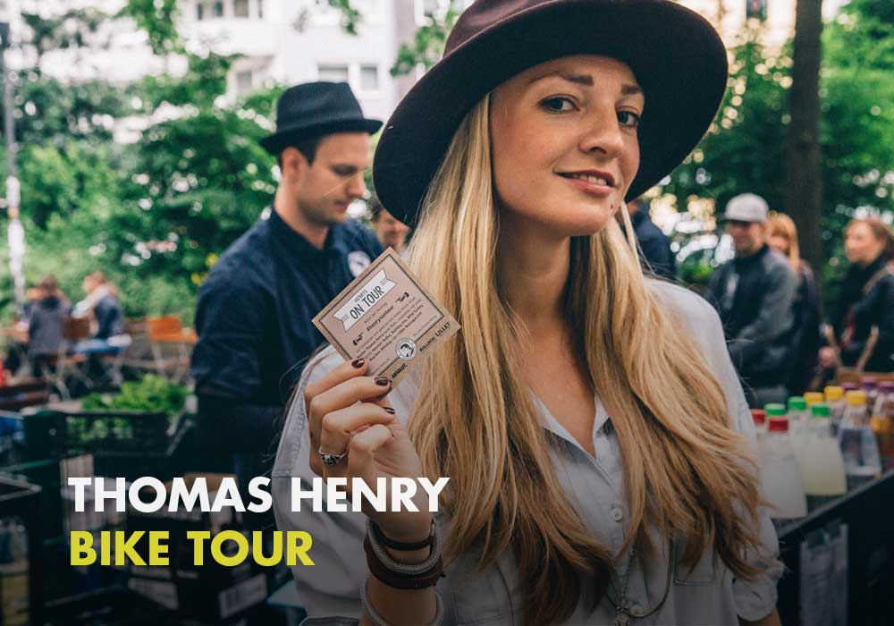Thomas Henry - Bike Tour