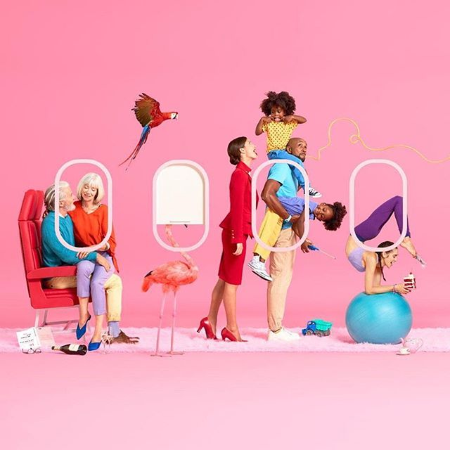 Recent client campaign featuring our very lovely Sarah Willey 💕 #Repost @virginatlantic ・・・ Depart the cookie-cutter, the humdrum, the blah. Depart the everyday, and join us above the clouds ✈️👠 #virginatlantic #reallondoncasting #ordinarypeople #reallondon #models #casting #modelingagency #london #client #campaign #ourmodelsrock #teamreallondon