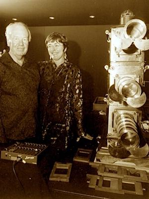 David Francis OBE & Dr Jocelyn Marsh, Founders