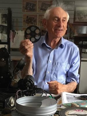 David Cleveland, Archival Materials Workshops