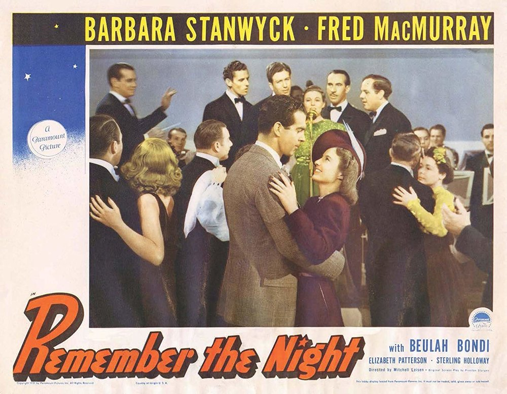 Remember the Night Poster .jpg
