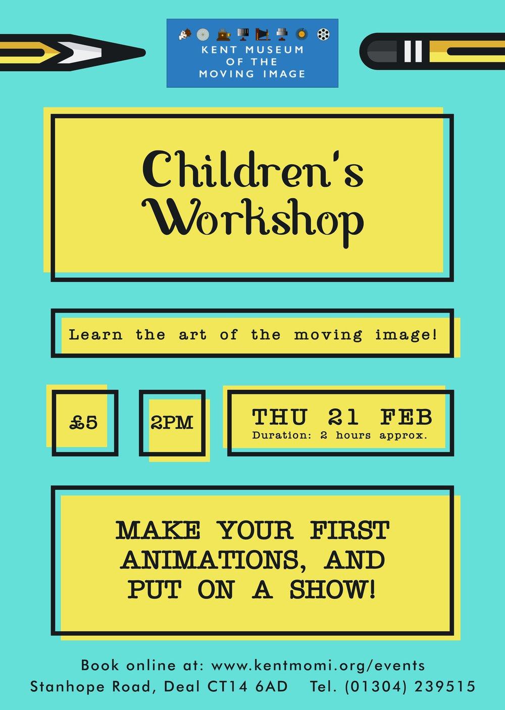 Children's Workshop Details Yet to be Confirmed Poster.jpg
