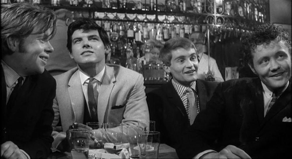 THE BOYS  (1962, d. Sidney J. Furie)