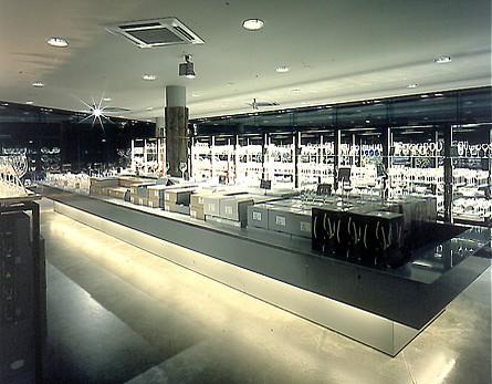 Showroom Riedel Glas, Kufstein