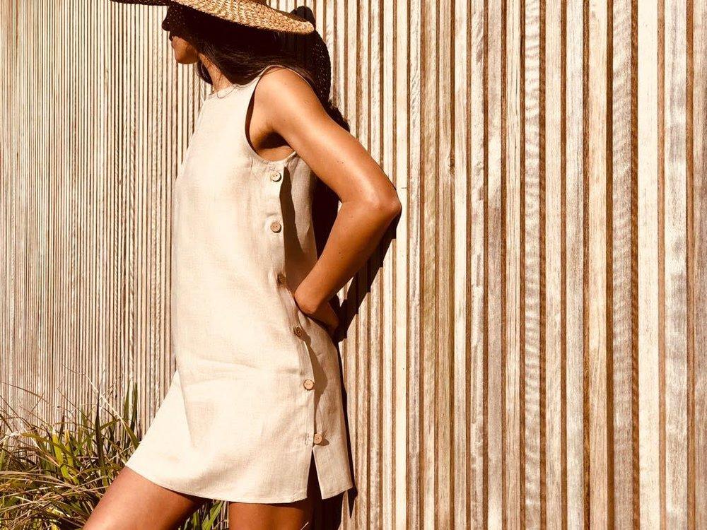 Aloi linen dress - olea and otto.jpg
