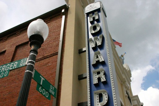 Howard Theater, Shaw-Howard, Washington, DC, July 2012