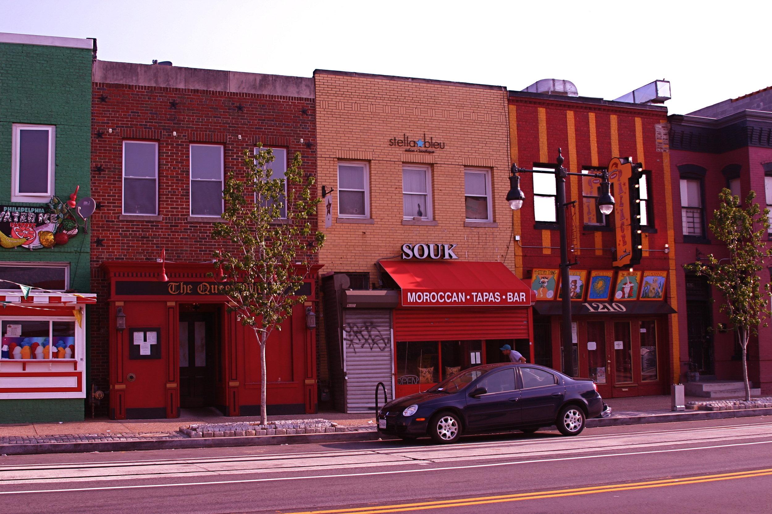 Souk, H Street NE, Washington, DC, July 2011