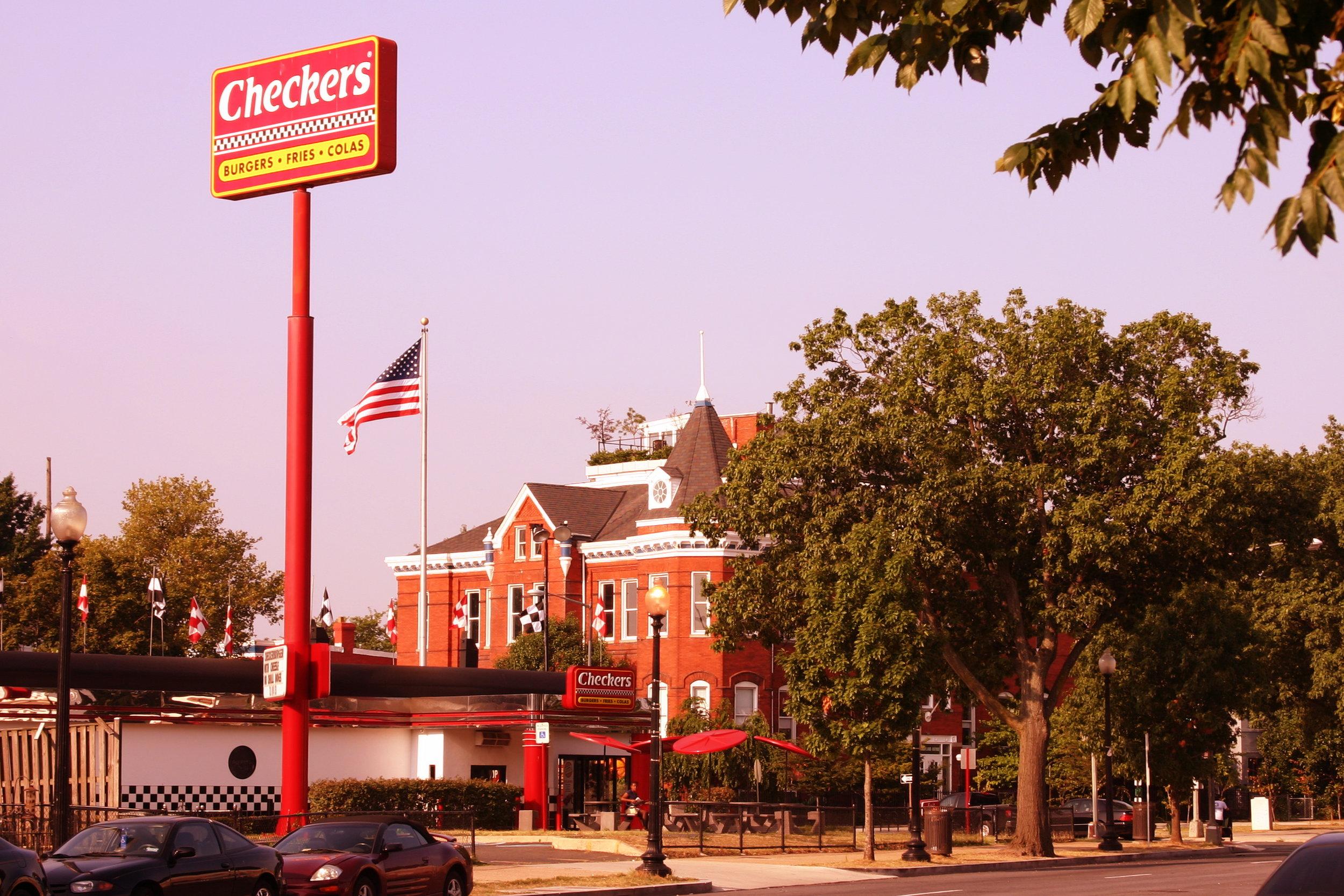 Checkers, Atlas District, Washington, DC, July 2011