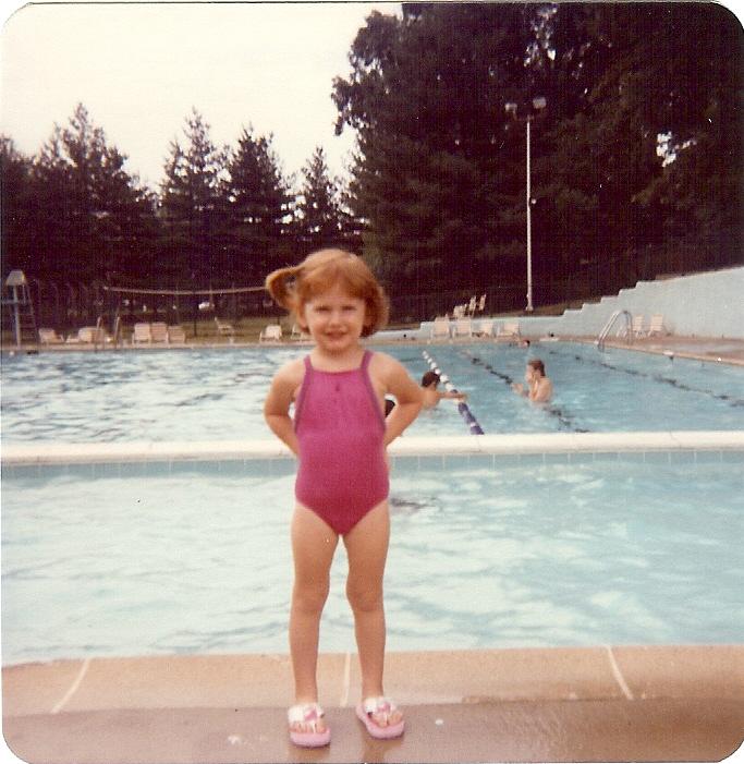 Overlee Pool, Arlington, VA