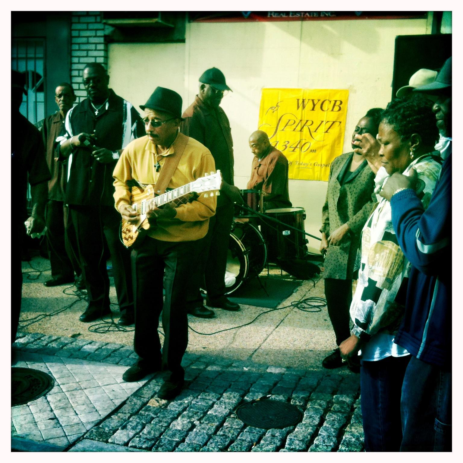 Festival on H Street NE, Washington, DC, 2011