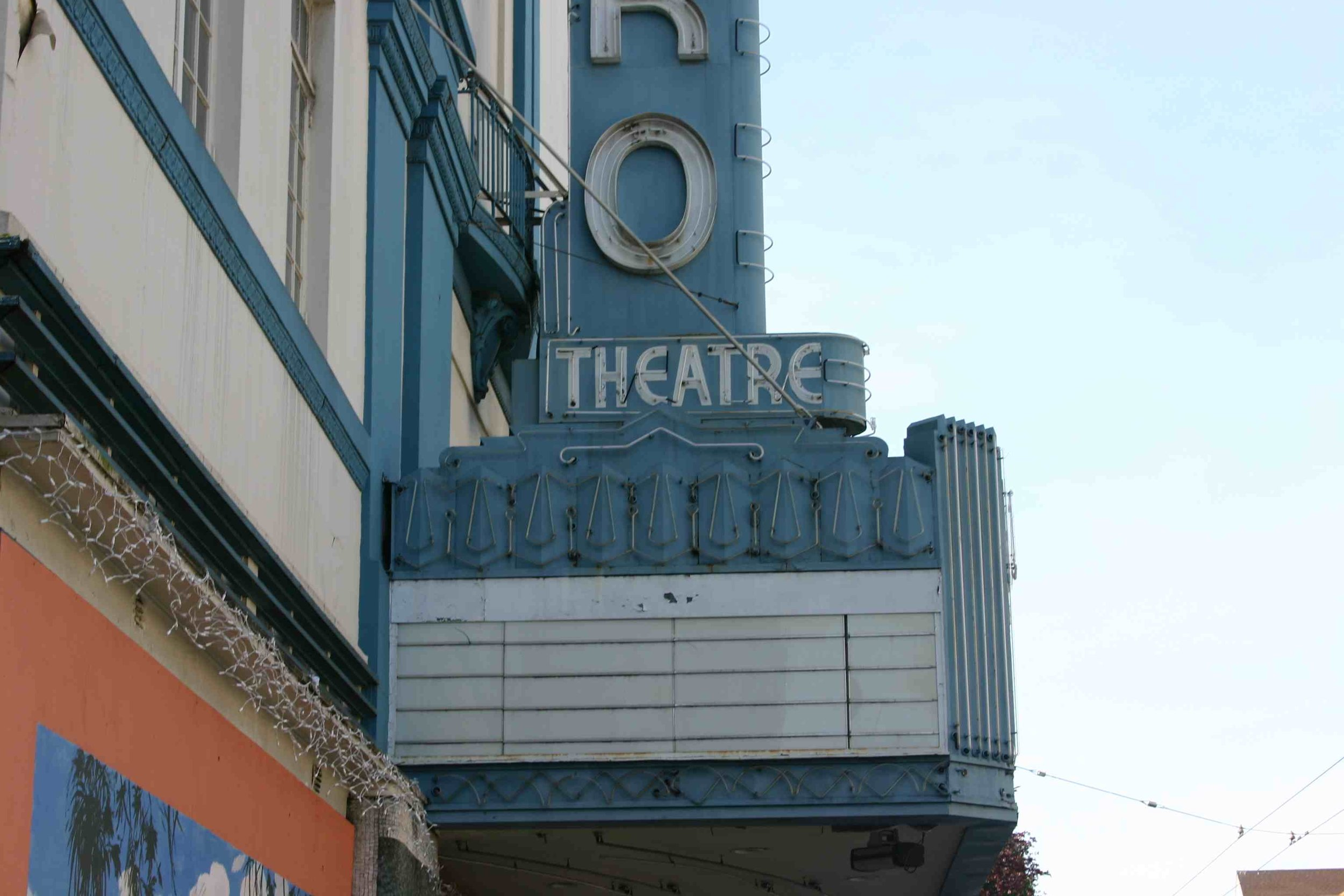 Metro Theater, Union St., San Francisco, February 2012
