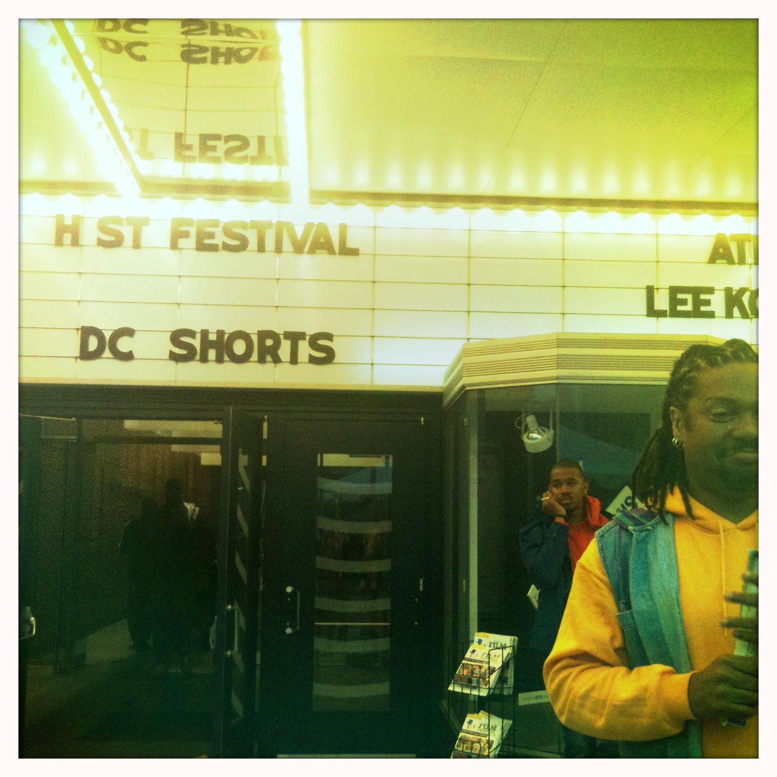 DC Shorts Film Festival, Atlas Theater, Fall 2011, Washington, DC, H St. NE