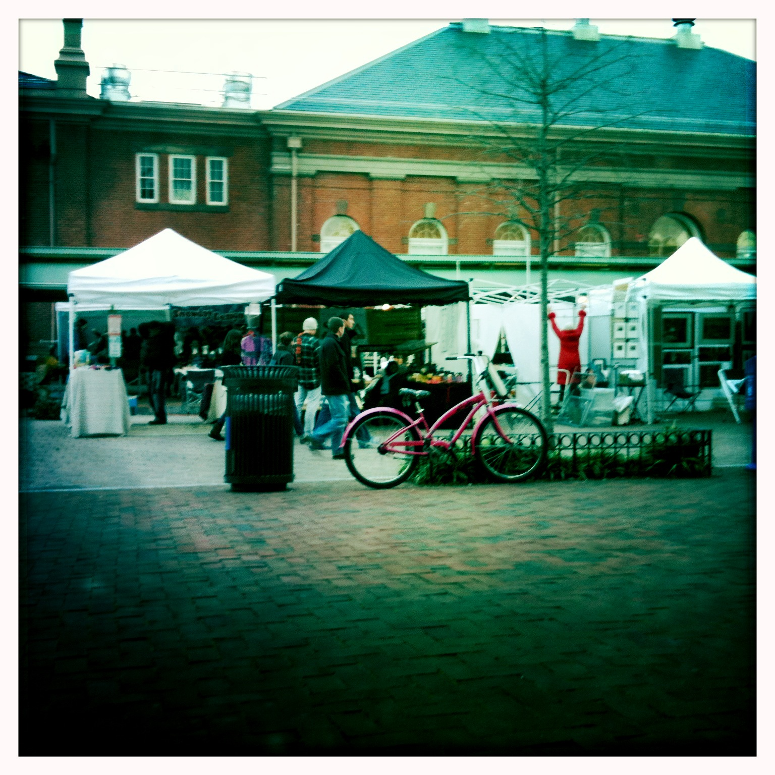 Eastern Market, Washington, DC, December 2011