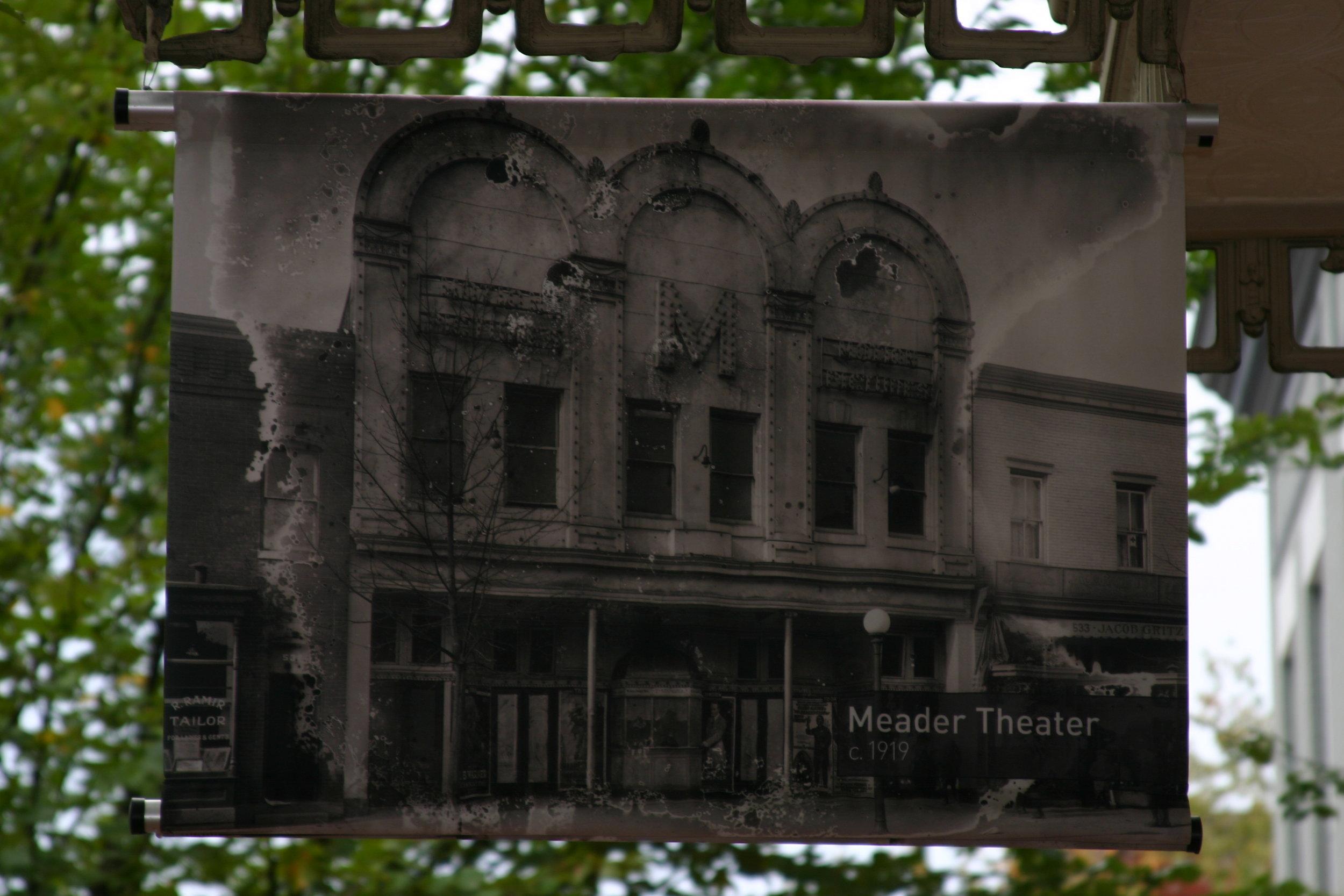 Meader Theater, Barracks Row, Washington, DC, Fall 2011