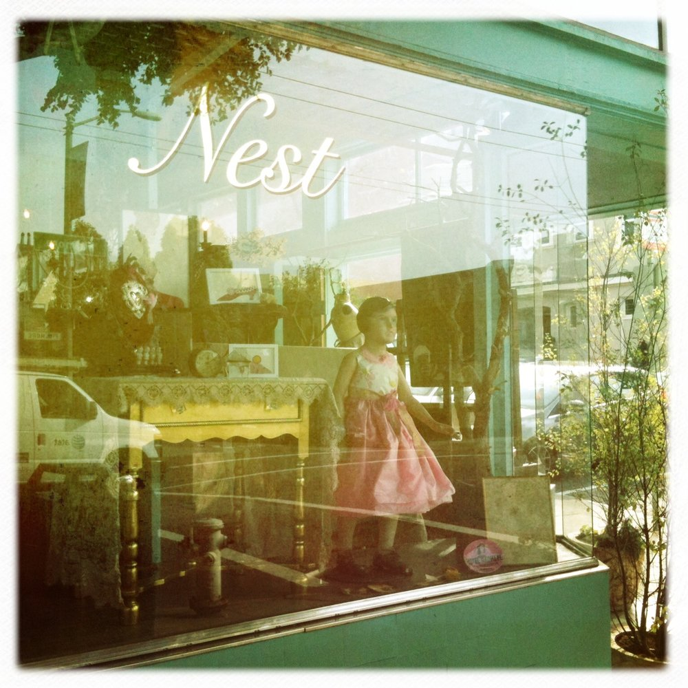 Nest, Fillmore St. Feb 2012, San Francisco