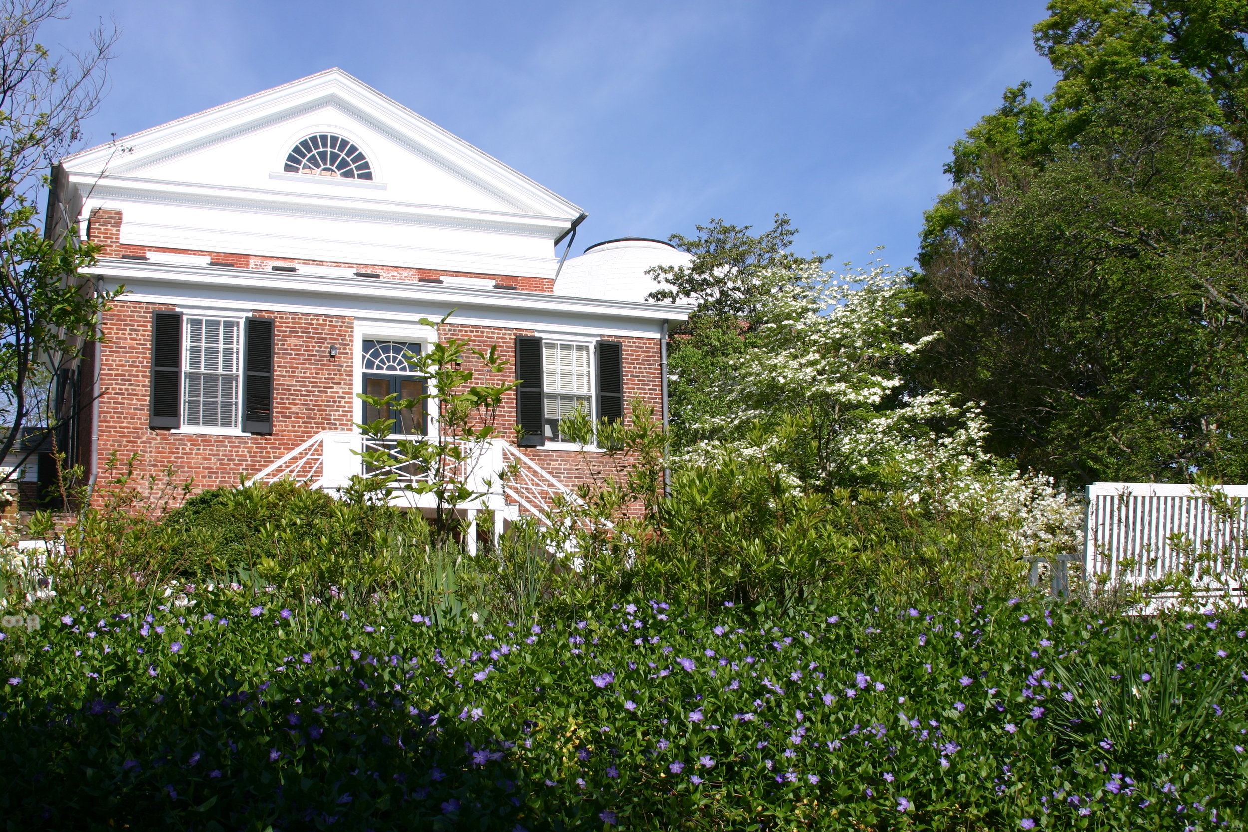 University of Virginia, April 2012, Photo Credit: Kate Gallery