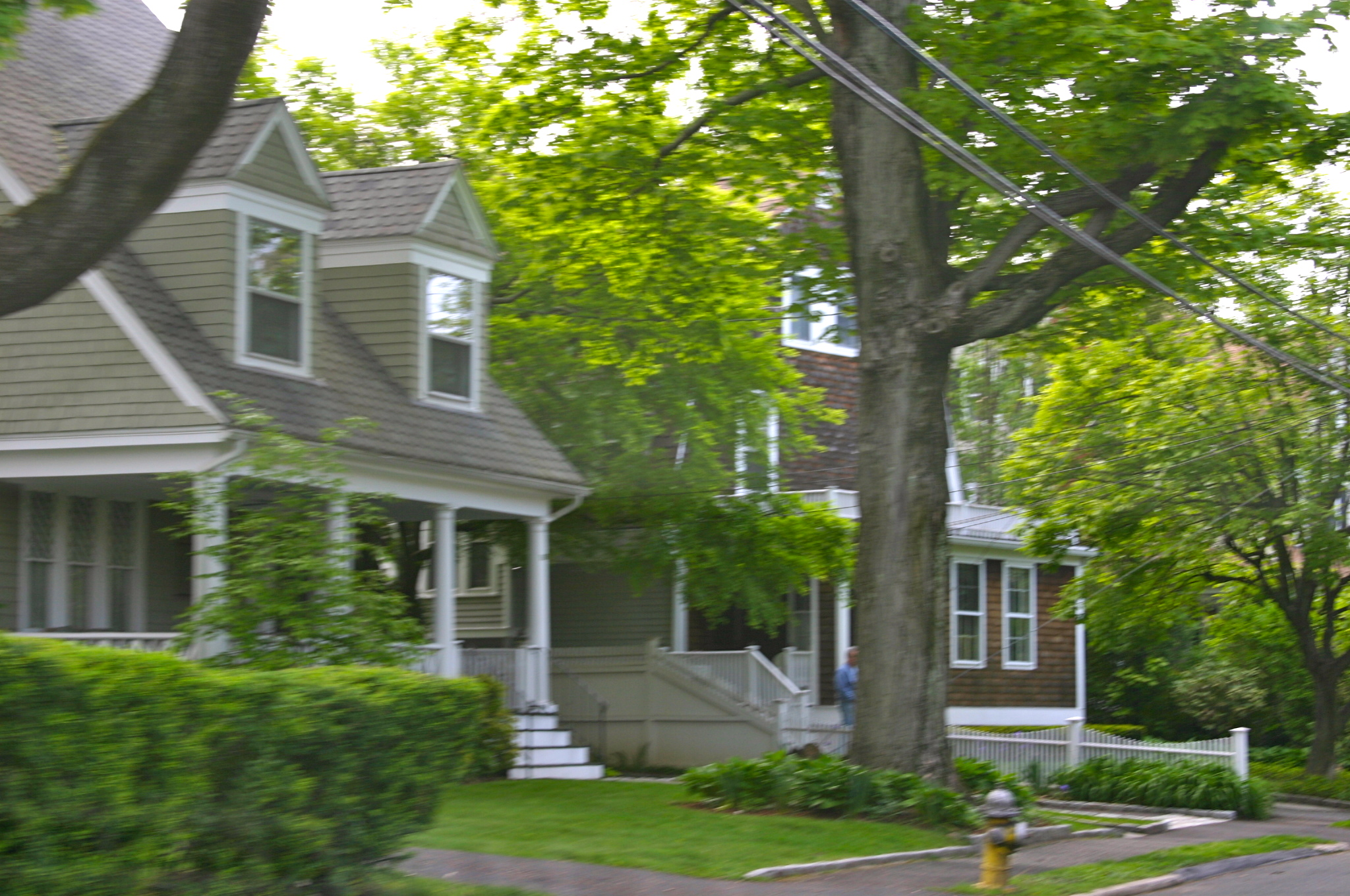 Maher Ave., Greenwich, CT, May 2012