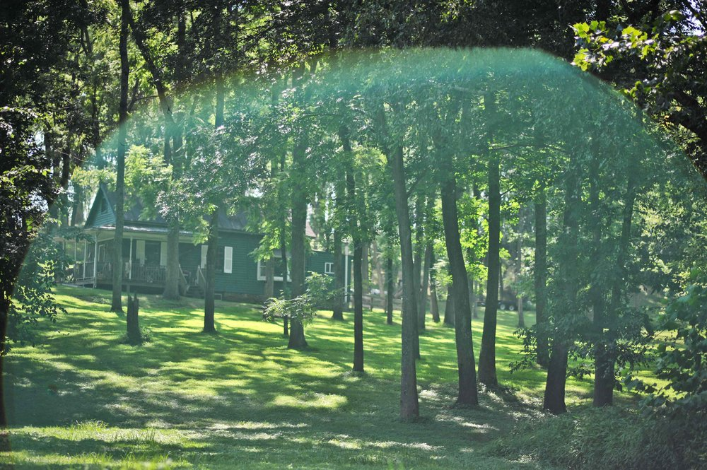green cabin 4 photo credit: Michelle Chu