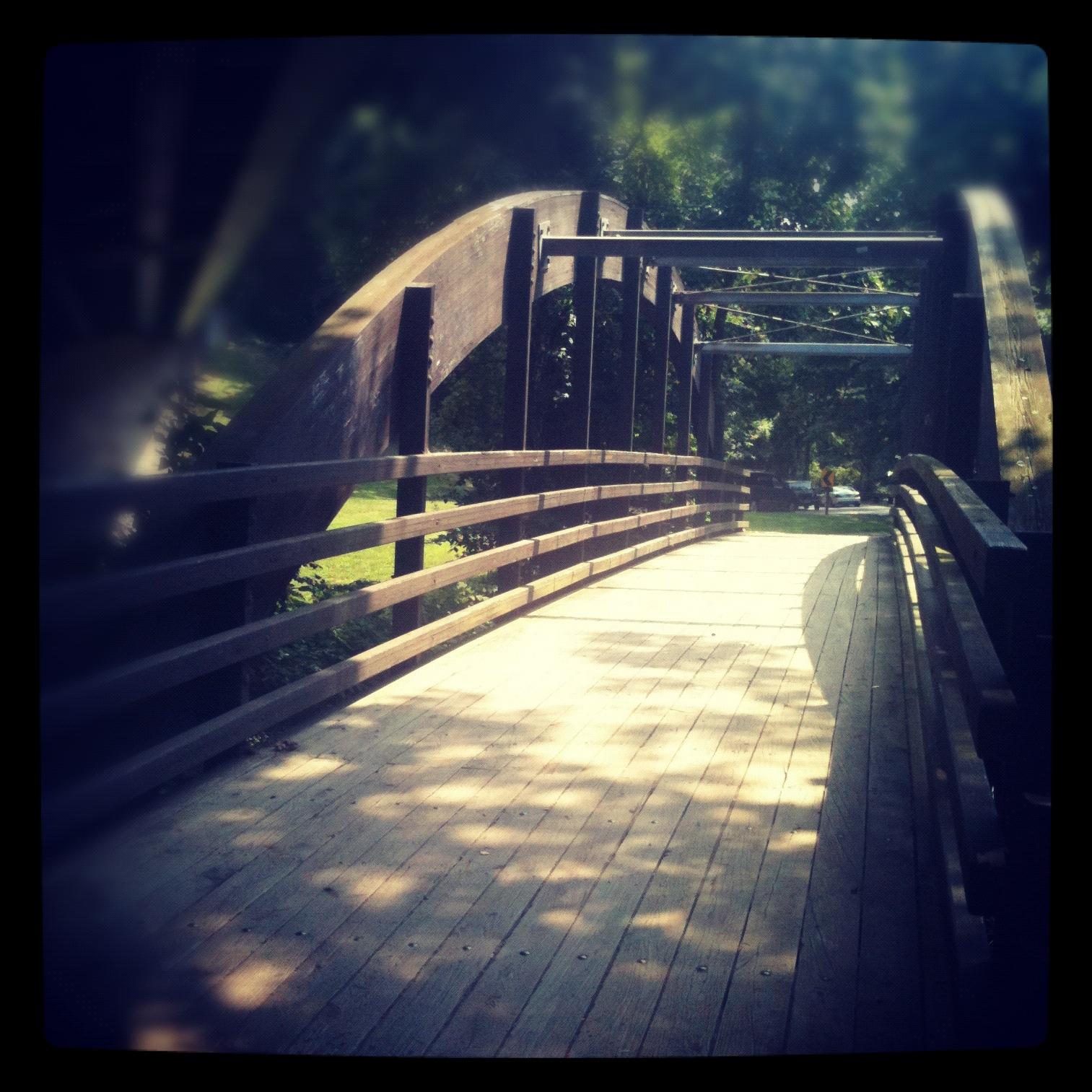 Rock Creek Park, Washington, DC, August 2012