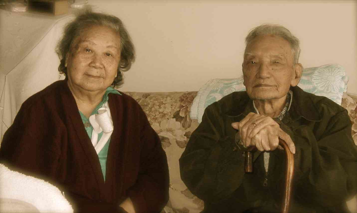 Hsi Ling Wu & Ruoh Ying Wu, taken at the Wah Luck House 2005. Credit: Easten Law