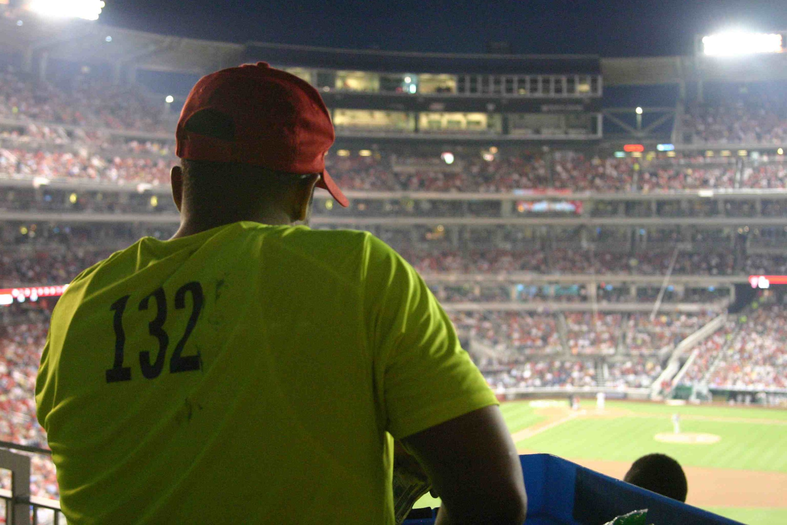Nationals Park, Washington, DC, Summer 2012, Photo Credit: Kate Gallery