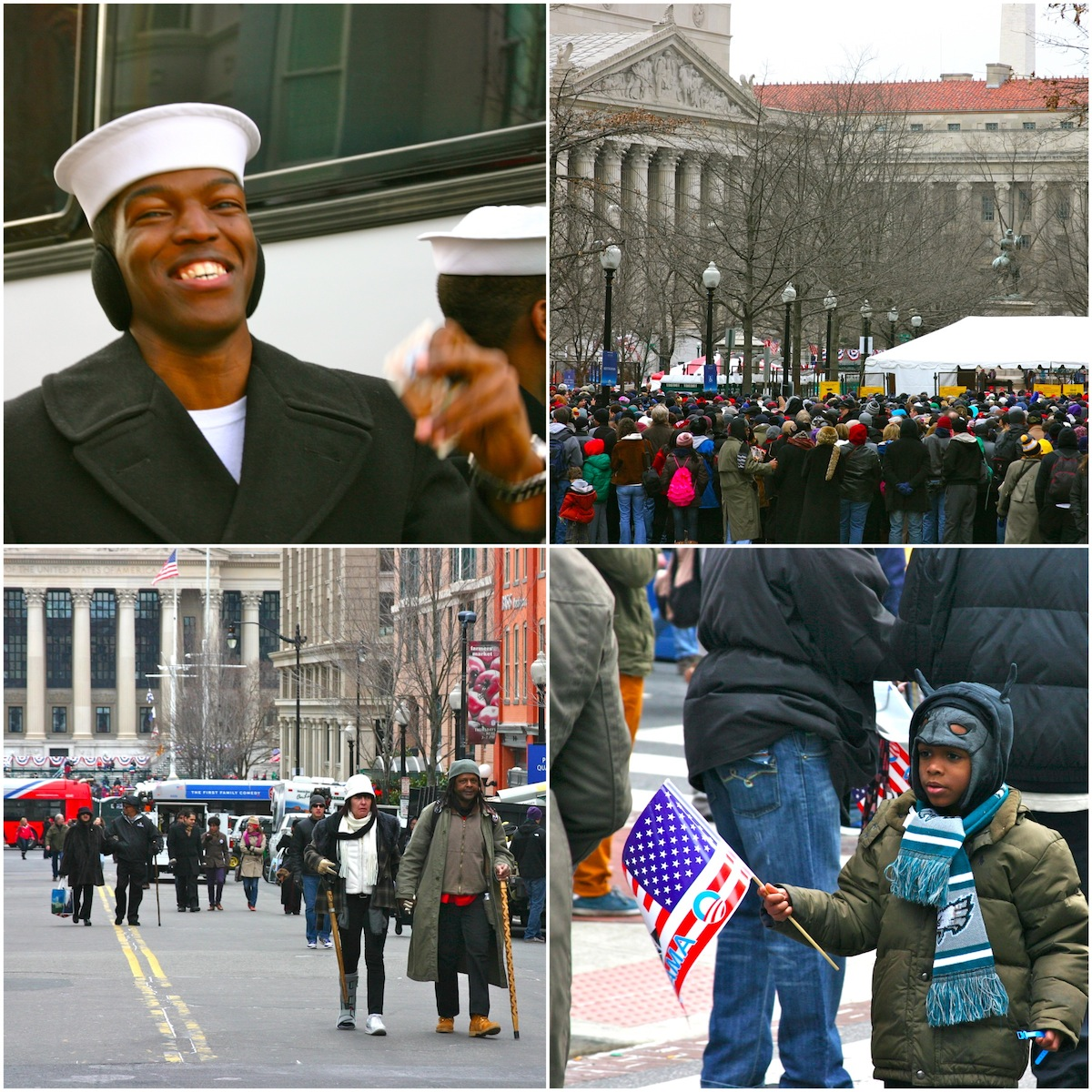 Inauguration Day, January 21, 2013
