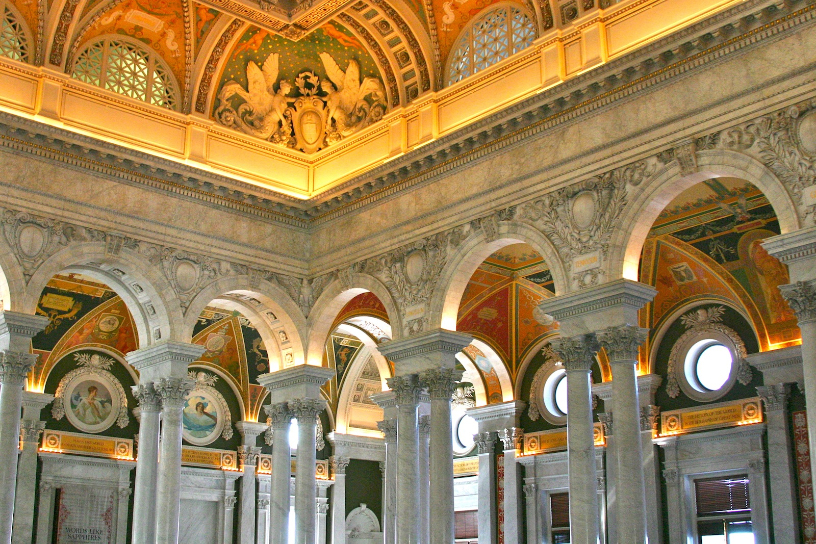 Library of Congress, President's Day 2013
