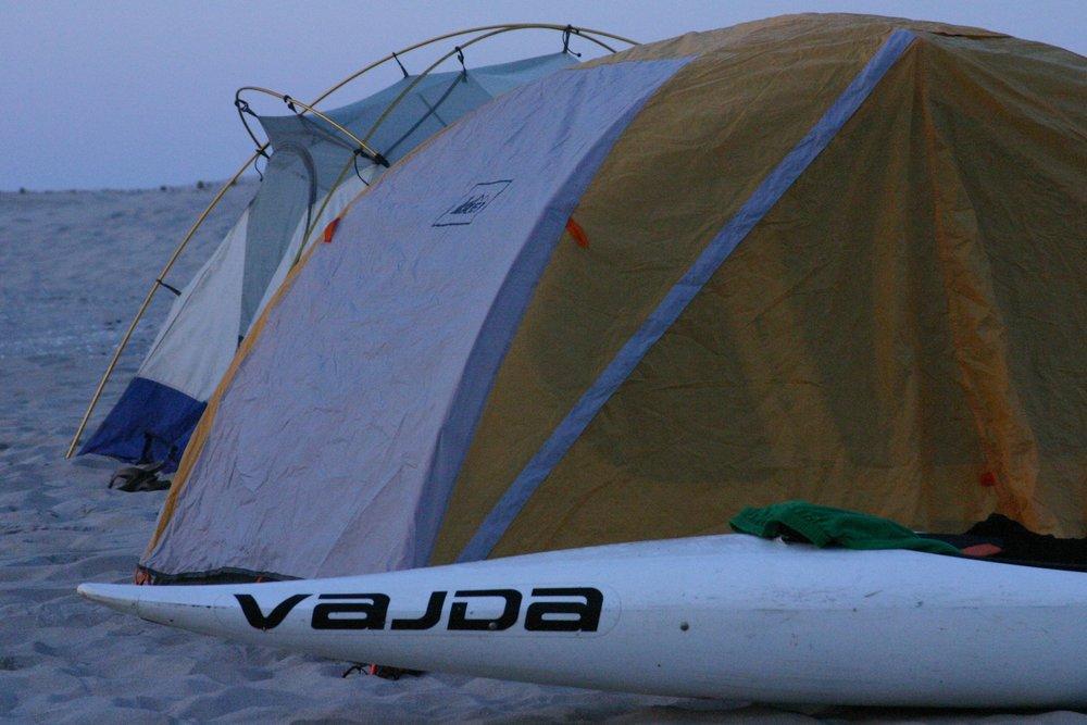 Assateague Island camping