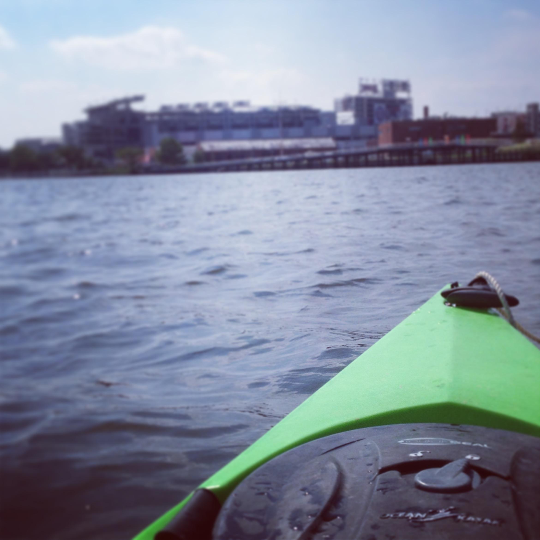 Ballpark Boathouse, July 2013, Washington, DC