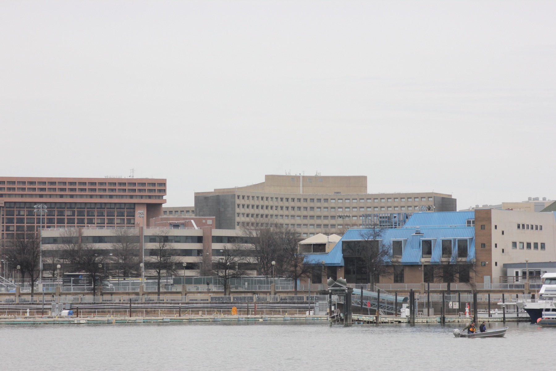 Southwest Waterfront, Washington, DC. Photo: Kate Gallery