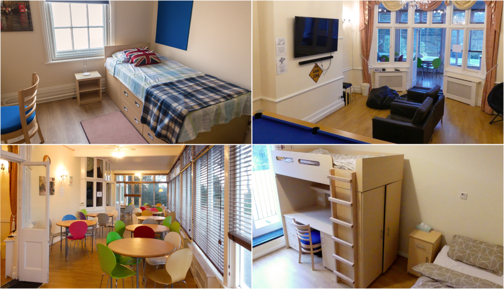 Accommodation at Clyde House