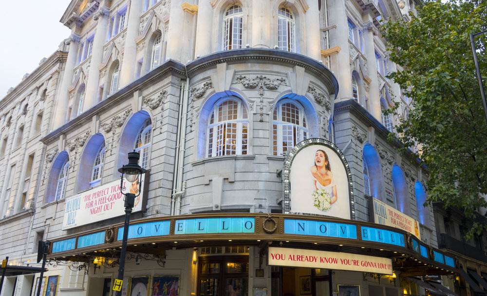 Mamma Mia! on London's West End