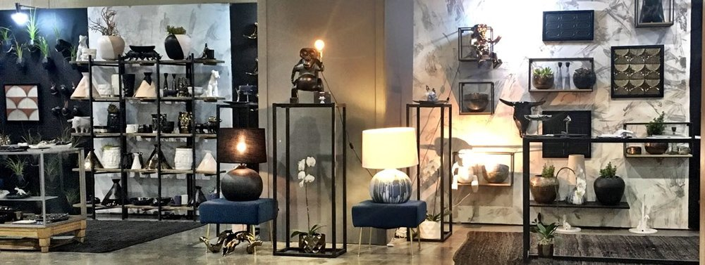 The Rialheim stand at Design Joburg 2018