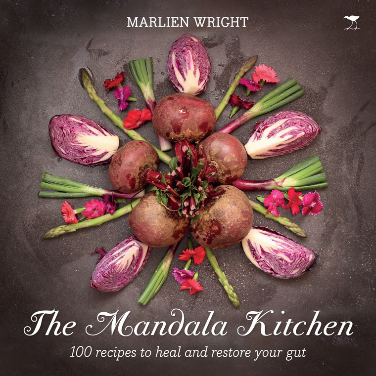 We're giving away 6 copies of The Mandala Kitchen