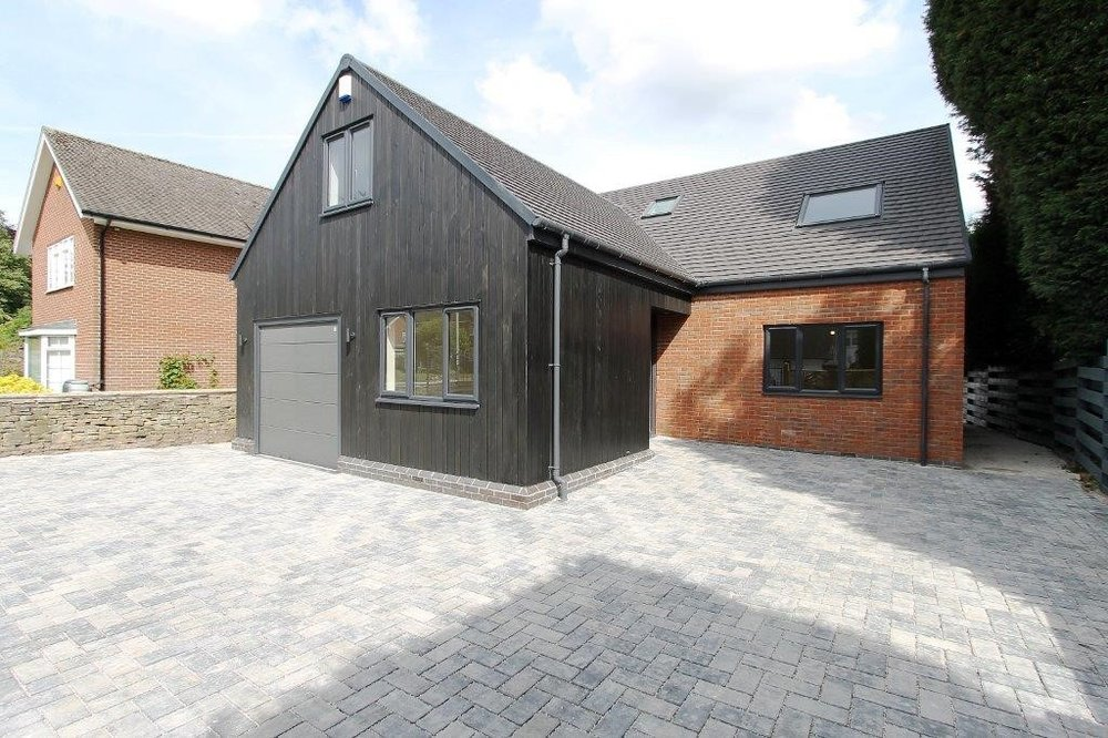 A-ROCK DEVELOPMENT OF A MODERN FAMILY HOME IN ASHGATE, CHESTERFIELD